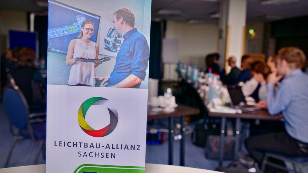 1. Nachwuchswissenschaftler/innen-Seminar NUCLEUS der Leichtbau-Allianz Sachsen