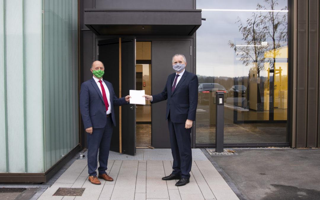 125.000 Euro für europaweit einzigartiges Forschungszentrum »CircEcon« über die simul⁺InnovationHub-Förderung